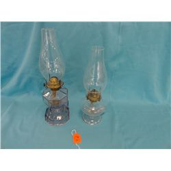 2 Finger lamps