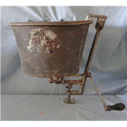Eclipse bread mixer & kneader, Bowman & Co., Conn. USA