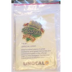 Unocal 76 Dodgers pin #1