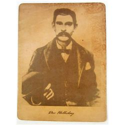 DOC HOLLIDAY PHOTO PRINT