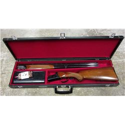 1960'S FRANCHI DOUBLE BARREL SHOT GUN