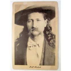 WILD BILL HICKOK PHOTO PRINT