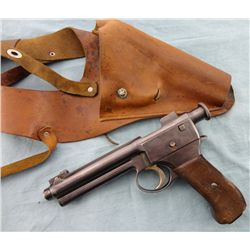 Steyr Hahn Model 1907 Military Pistol