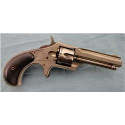 Rare Remington SMOOT #1 Revolver