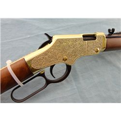 High Grade Engraved Henry Golden Boy 22 Rifle