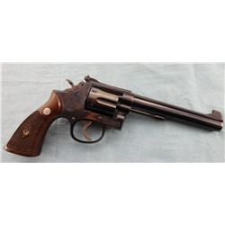 Smith & Wesson Model 14-2 38 SPC Revolver