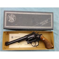 Smith & Wesson Model 17 Rev. K-22 Masterpiece