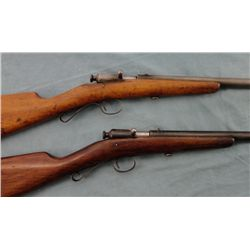 Winchester 22's - Model 1902 & 02 (Pair)
