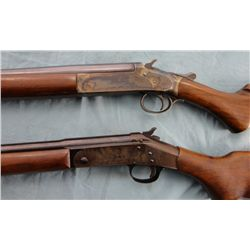 Nice H&R & Iver Johnson Shotgun Pair
