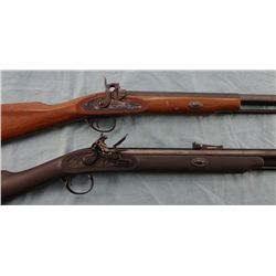 Pair of Black Powder Firearms