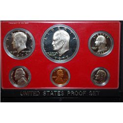 1977-S US Proof Set; EST. $7-15