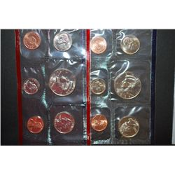 1998 US Mint Coin Set; P&D Mints; UNC; EST. $5-10