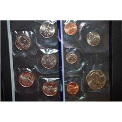 1999-P US Mint Coin Set & US State Quarter Mint Coin Set; UNC; EST. $10-15