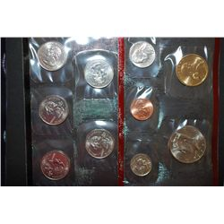 2002-D US Mint Coin Set & US State Quarter Mint Coin Set With COA Included; EST. $15-20