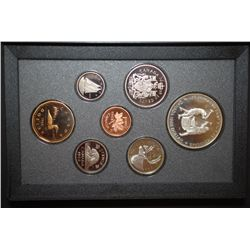 1988 Canada Mint Foreign Coin Set; Royal Canadian Mint; EST. $30-60