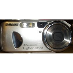 Sony Cyber-Shot Camera 4.1 MP Sony Cyber-Shot Camera 4.1 MP 12-03049/40768
