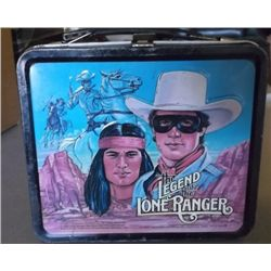 Lone Ranger Lunchbox 1980 The Legend of the Lone Ranger Lunchbox