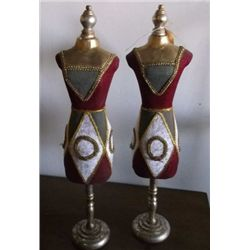 "2 Jewelry Displays Approx. size is 24"" Tall"