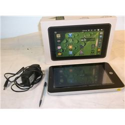 Mid Tablet PC This Tablet PC is using ARM cpu with Google Android operating system.