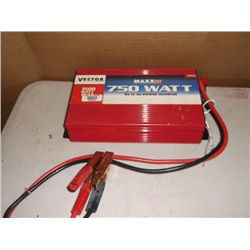 750 Watt Power inverter 750 Watt Power inverter 205-003041/03836