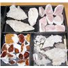 Assorted Stones and Crystals