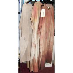 "Three Screen Worn Tunics from ""Alexander"""