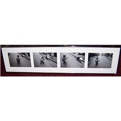 Andy Katz Modern Art Photograph, Framed