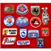 Lot of 14 Different Amusement Park &amp; Misc Patches
