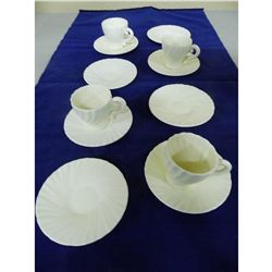 Franciscan Ware Set -  4 Cups and 8 plate/saucers