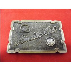 1975 Limited Edition #691 Artic Cat Collectable Belt Buckle