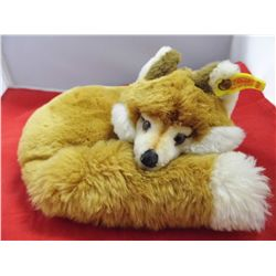 Steiff - Collector - Stuffed Fox Décor