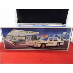 Hess Vehicle w/lights and sound features including a Patrol Car NIB (Except for pics)