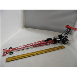 Kenny Bernstein - Budweiser 301 - 1992 Dragster - ARC / Mac Tools Action - 1/24 scale - NIB