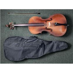Engelhardt E110 4/4 Large 50 Inch Cello w/ Case