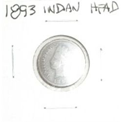 1893 INDIAN HEAD PENNY *NICE PENNY PLEASE LOOK AT PICTURE TO DETERMINE GRADE*!!