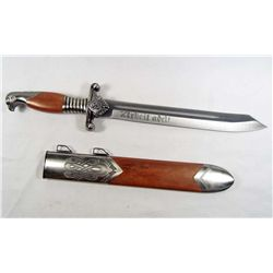 8517 - GERMAN NAZI RAD DAGGER REPLICA