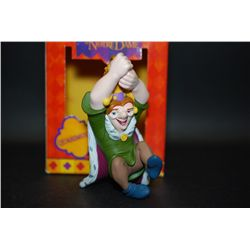 "1996 Grolier Collectibles Hunchback Of Notre Dame ""Quasimodo"" Christmas Ornament; Special First Issu"