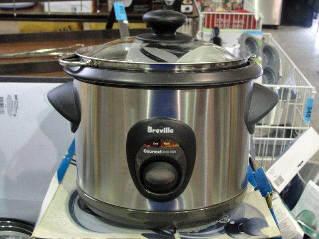 how to cook rice in a breville rice cooker