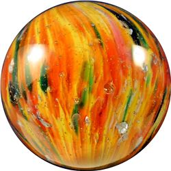"Marbles - End of Day Onionskin, 1-9/16"" Polished"