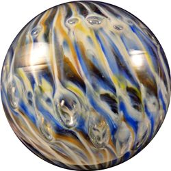 "Marbles - Contemporary Handmade Glass: Jim Davis, 1-1/2"" 9.9"