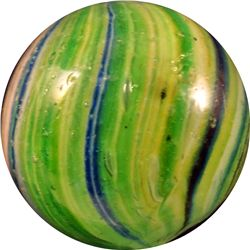 "Marbles - End of Day: Onionskin, 21/32"" 8.9"