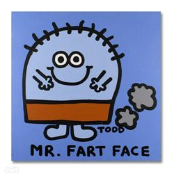 Mr. Fart Face