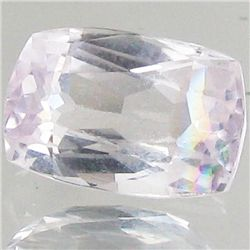 3.8ct Pink Kunzite Cushion (GEM-43240)