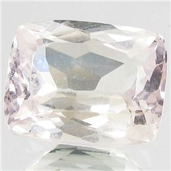 5.4ct Sparking Top Pink Kunzite Cushion (GEM-43735)