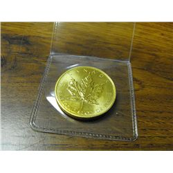 1 oz. Gold Bullion Maple Leaf - Random