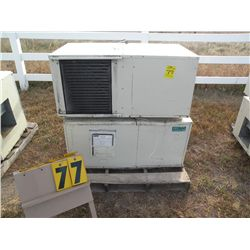 Qty 2 Geo source heat pumps