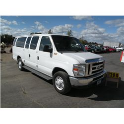 2008 Ford E-350 van -County Owned 1FBSS31L68DB33786