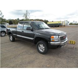 2003 GMC 1500 4x4  Salvage Title, Inspection Done 1GTEK19T33E146144