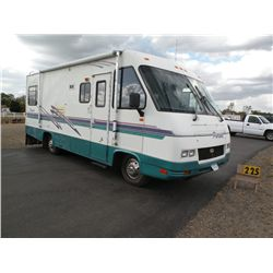 1996 Pursuit by Georgie Boy Motorhome  Salvage Title-Needs Inspection 1GBJP37N6S3318889