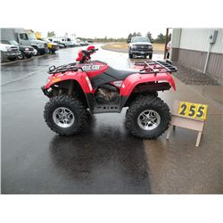 2005 Arctic Cat 650 4x4 w/winch 4UF05ATV25T220799